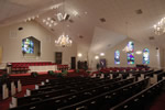 Calvary Baptist Church Sanctuary